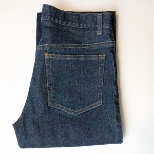 Theory Bootcut Dark Jeans Size 2
